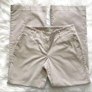 Loft Pin Striped Pants, Size 6, EUC